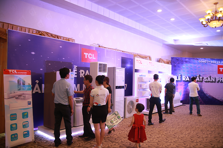 TCL Innovative AC Products Launched in Vietnam
